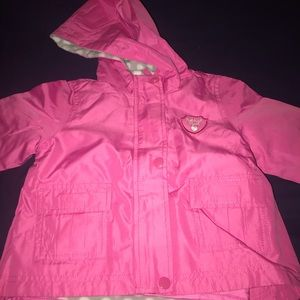 Toddler girl 4 in 1 jackets